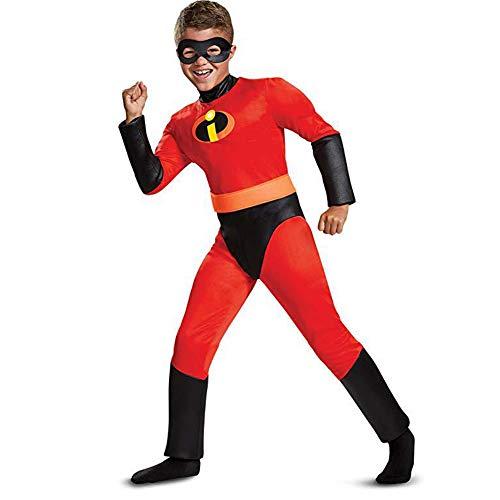 (Mrs Incredible Costume,Dash Girl Boys Incredibles Costume)
