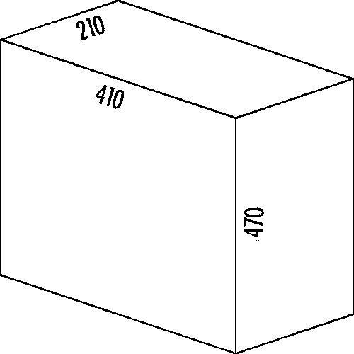 Wesco Vario 1 - Dispositivo para cubo de basura (sujeto al interior de la puerta del mueble, 19 l, 45 cm): Amazon.es: Hogar