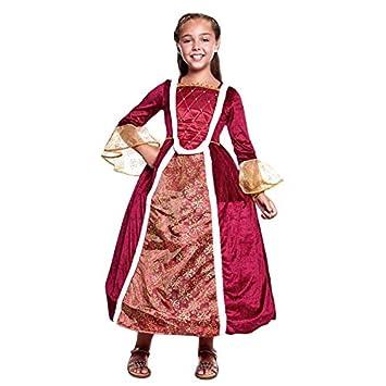 Disfraz Reina Medieval Niña (3-4 años) (+ Tallas) Carnaval ...