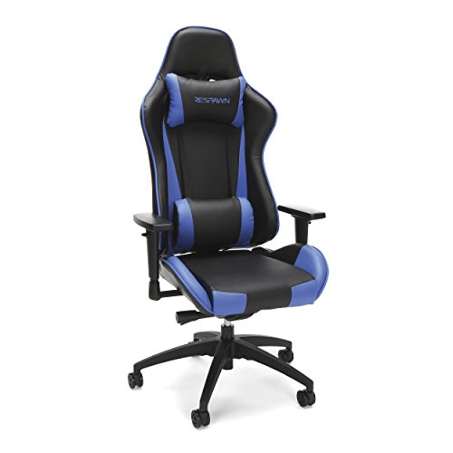 RESPAWN 105 Racing Style Gaming Chair, In Blue (RSP-105