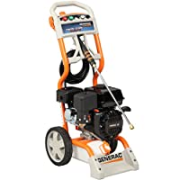 Generac 6022/5989 2,700 PSI 2.3 GPM 196cc OHV Gas Powered Residential Pressure Washer (Discontinued by Manufacturer)