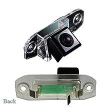 Unicoba car Backup Camera , Waterproof Rear-view License Plate Car Rear Backup Camera for VOLVO S80L/S40L/S80/S40/S60/V60/XC90/XC60/C70/S60L