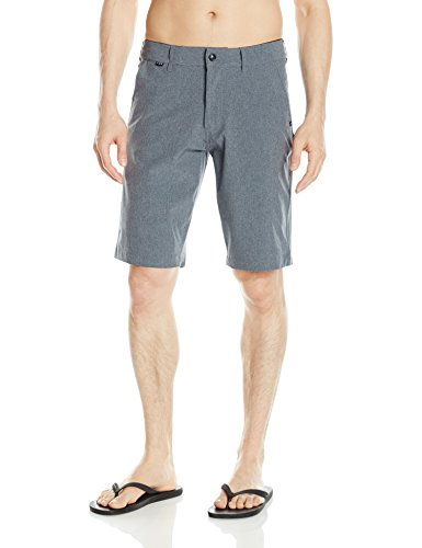 Fox Men's Essex Modern Fit 4-Way Stretch Tech Short, Charcoal Heather, 32