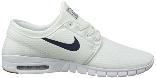 2014 unisex for sale NIKE Men's Stefan Janoski Max Skate Shoe White cheap sale with paypal discount footlocker pictures dvQa2H