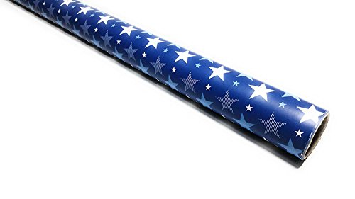 Wedding Gift Wrap Paper (Long gift wrapping paper 1 roll - Suitable for all occasion gift wrap like wedding, birthday, and holiday - 27.5 inch x 16.4 feet (37.5 sq ft.).)