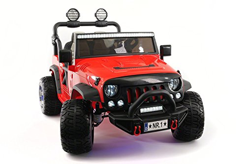 Kids Ride-ON CAR Truck Explorer 12V with R/C Parental Remote Electric Power New 2019 Collection