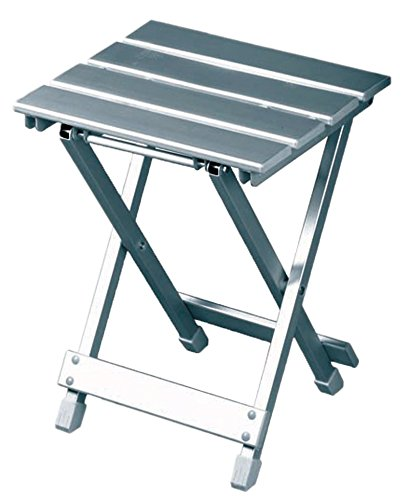 - TravelChair Side Canyon Table, Multi-Use Table for Camping and Travel, Aluminum
