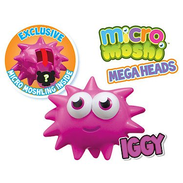 Moshi Monsters Micro Mega Heads - Iggy