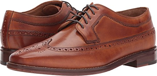 Cole Haan Men's Giraldo LX Wing OX II Oxford, British Tan, 10 Medium US
