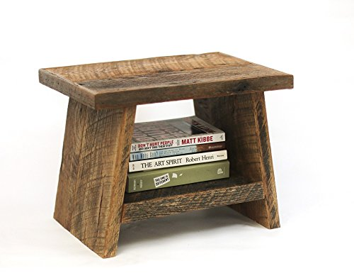 Kid's Bench / Stool - Made from reclaimed wood