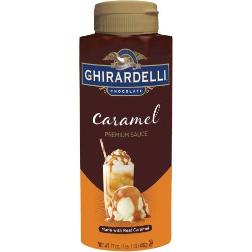 Caramel Premium Sauce (Pack of 36) by Generic (Image #1)