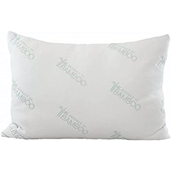 Amazon Com Ultimate Essence Of Bamboo Pillow With