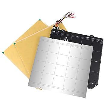 CUHAWUDBA Accesorios de la Impresora 3D MK52 Cama de Calentamiento ...
