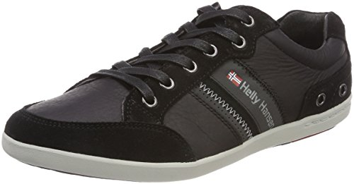 Helly Hansen Men's Kordel Leather Snow Sneaker, Black, Black (990...