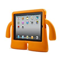 Speck SPK-A0331 iGuy Standing Cover for iPad and iPad 2 (Mango)
