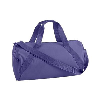 e7c4f64b870a Liberty Bags 8805 Barrel Duffel - Purple