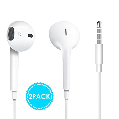 2-pack-earphones-with-microphone-premium-earbuds-stereo-headphones-and-noise-isolating-headset-for-a
