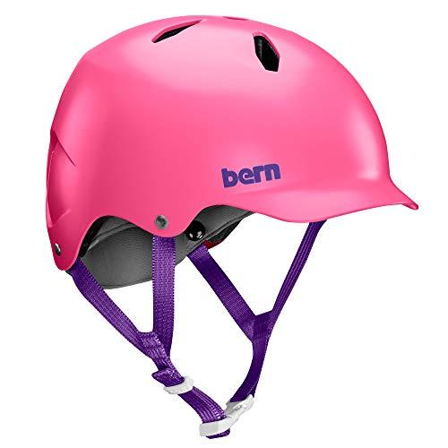 BERN - Summer Bandito EPS Helmet, Satin Pink, S/M