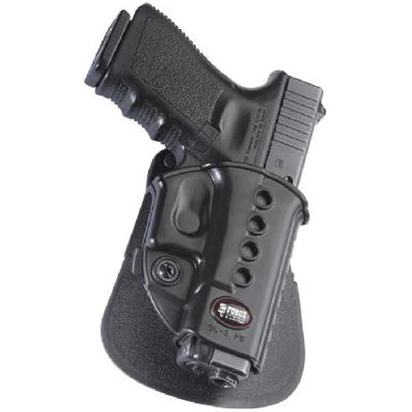 Details about  /Fobus Evolution Paddle Holster for Glock 17//19 GL-2 ND