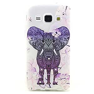 Transparent Diamond Multicolour Painting Sculpture Soft TPU Back Cover for Samsung Galaxy A3 Case (Assorted Color) , 5#