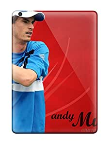 Tpu Case Cover Compatible For Ipad Air/ Hot Case/ Andy Murray