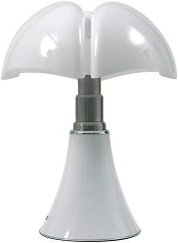 Martinelli Pipistrello Luce Led Lampada Da Tavolo Bianco Amazon It Illuminazione