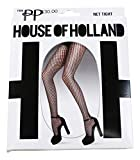 Pretty Polly House of Holland Sexy Stockings Tights (Net, One Size)
