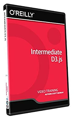 Intermediate D3.js - Training DVD
