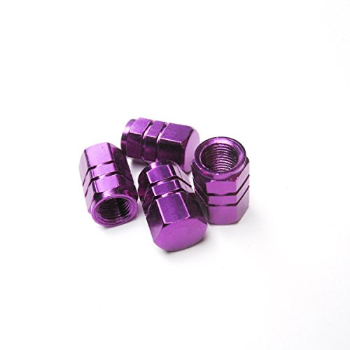 purple and green car accessories - 7