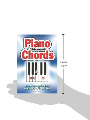 Advanced Piano Chords Easy To Use Easy To Carry One Chord On