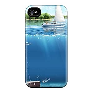 lintao diy Fashion Design Hard Case Cover/ GvogGvH6308hpGRv Protector For Iphone 4/4s