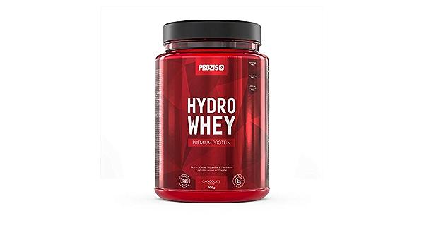 Prozis 100% Hydro Whey 900 g Chocolate El suero de leche más ...