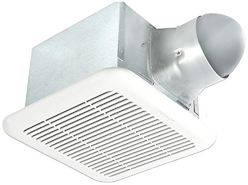 Delta Breez Delta BreezSignature Series SIG80-110MHLED High Speed 80/110 CFM LED Light, Multi, Motion & Humidity Sensors