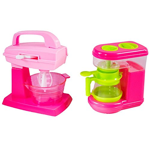 kids coffee pot and mixer - 3