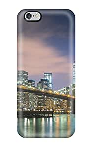 Hot Snap-on New York Hard Cover Case/ Protective Case For Iphone 6 Plus