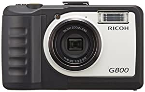 Ricoh G800 Waterproof, Dustproof and Shock Chemical Resistance Compact Digital Camera - International Version