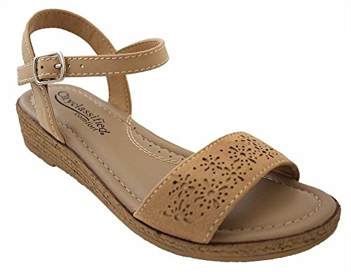 City Classified Womens Ankle Sandal product image