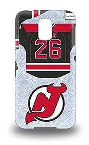 Hot Galaxy 3D PC Case Cover Protector For Galaxy S5 NHL New Jersey Devils Logo ( Custom Picture iPhone 6, iPhone 6 PLUS, iPhone 5, iPhone 5S, iPhone 5C, iPhone 4, iPhone 4S,Galaxy S6,Galaxy S5,Galaxy S4,Galaxy S3,Note 3,iPad Mini-Mini 2,iPad Air )
