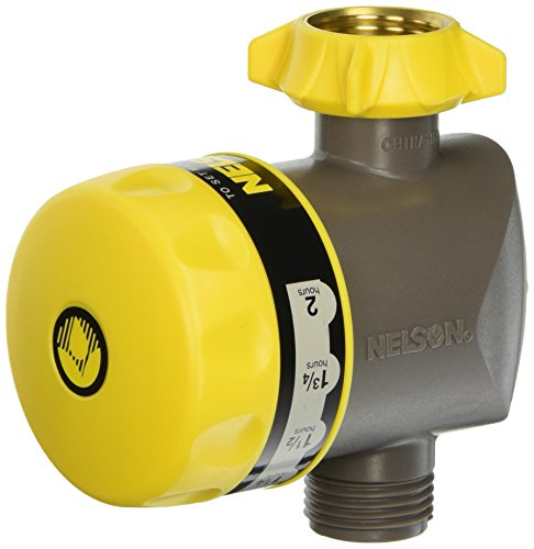 Off Water Shut Automatic Valve (Nelson 56600 Shut-Off Water Timer)
