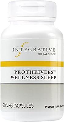 Integrative Therapeutics Prothrivers Wellness Sleep Capsules, 60 Count