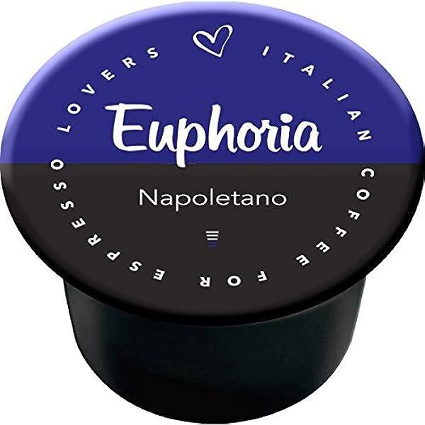 Luscioux Adagio Dek cápsulas compatibles Lavazza Blue |Aroma ...