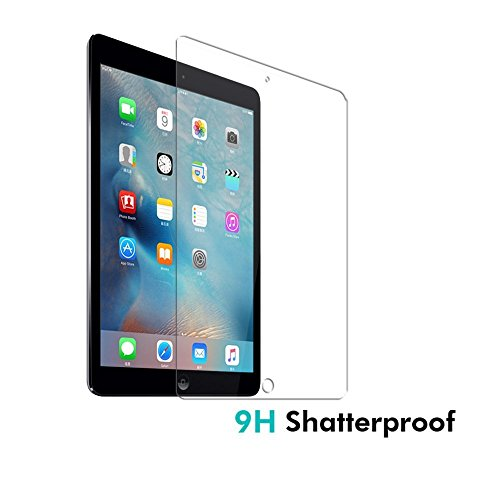 Tempered Glass Screen Protector for Apple iPad 2/3/4 - 3