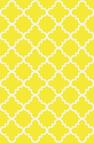 anti-bacterial-rubber-back-doormat-non-skid-slip-rug-18x31-yellow-trellis-interior-entrance-decorati