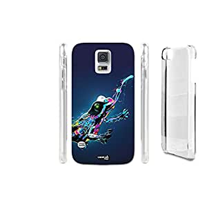 FUNDA CARCASA RANA COLORATA PARA SAMSUNG GALAXY S5 PLUS G901F