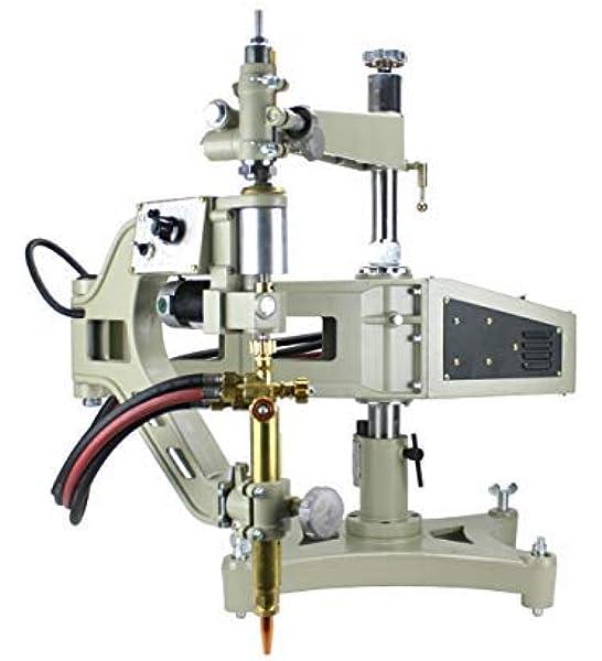 Gas Cutting Machine CG2-600 6-100mm Circle Semi-Auto Torch Burner Cutter 110V