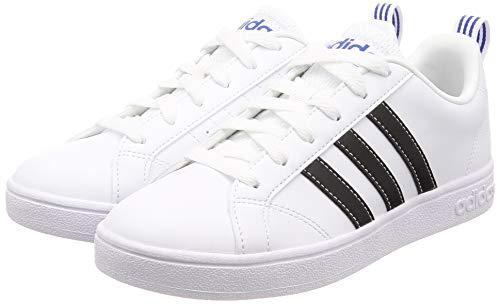 Bleu Chaussures Advantage Vs De Adidas Pied Course OvUqYx
