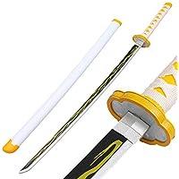 Demon Slayer Cosplay Prop Weapon Wood Sword
