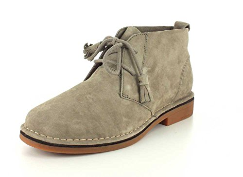 Hush Puppies Mujeres Cyra Catelyn Bota Taupe Suede