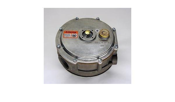 H420 Silicone Propane Regulator Converter Vaporizer Impco Replacement Lpg 400 Hp