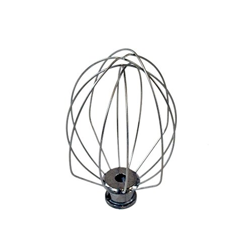 Whirlpool W10731415 Stand Mixer Wire Whip Genuine Original Equipment Manufacturer (OEM) Part for Kitchenaid by Kenmore